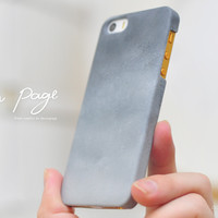 iphone case : smoke painting