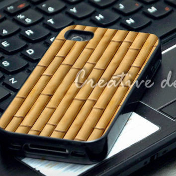 Bamboo Background case for iphone 4/4S, iphone 5/5C, samsung galaxy s3, samsung galaxy s4, ipod 4 and ipod 5