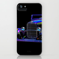 Ford Abstract iPhone & iPod Case by Beach Bum Pics