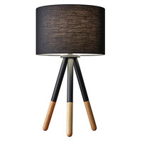 Louise Table Lamp, Black, Task & Desk Lamps