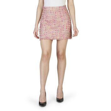 Imperial Pretty Pink Tweed Skirt