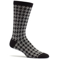 Mens Houndstooth Sock