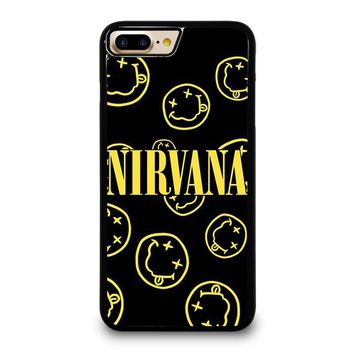 NIRVANA SMILEY COLLAGE iPhone 7 Plus Case Cover