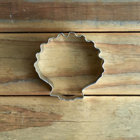 """Scallop Seashell Cookie Cutter 3"""""""