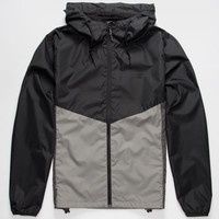 Billabong New Force Mens Windbreaker Charcoal  In Sizes