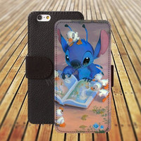 iphone 5 5s case stitch story time colorful iphone 4/4s iPhone 6 6 Plus iphone 5C Wallet Case,iPhone 5 Case,Cover,Cases colorful pattern L365