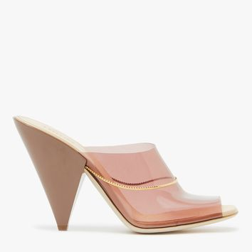 Lemaire / Sandals in Smoked Pink