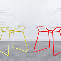C&C - BERTOIA for Knoll Side Chair Set