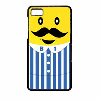 Bananas iPhone Banana Mustache BlackBerry Z10 Case
