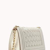 Iconic Faux Leather Crossbody