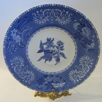 The Spode Blue Room Collection Camilla England Signature Bowl