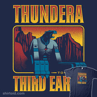 Thundera to Third Earth