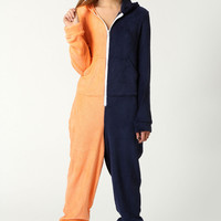 Isla Two Colour Hooded Onesuit