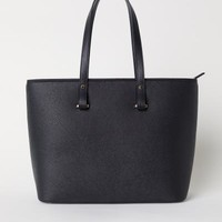 Shopper - Black - | H&M US