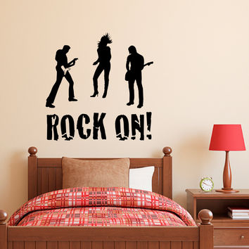 best rock n roll decor products on wanelo. Black Bedroom Furniture Sets. Home Design Ideas