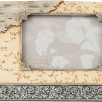 Love and Cherish Always - Picture Photo Frame