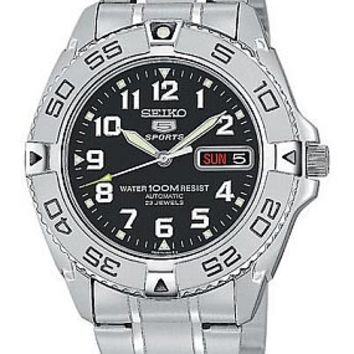 Seiko Sports 5 Automatic Watch SNZB73