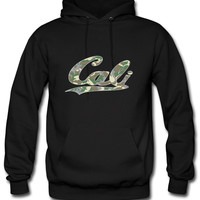 scali camouflage Hoodie