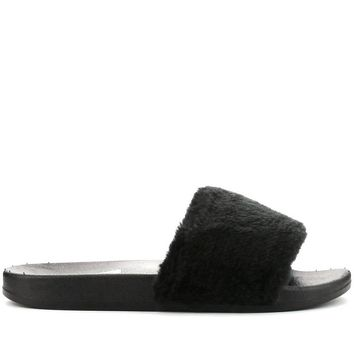 Moira Slides - Black