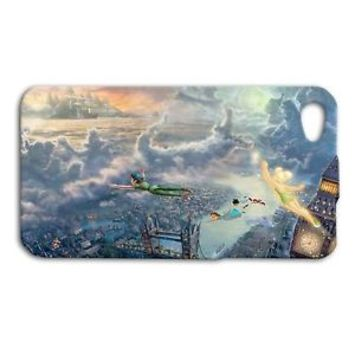 Disney Peter Pan Beautiful Custom Cute Phone Case iPhone 4 4s 5 5c 5s 6 6s iPod