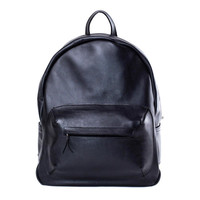 Black town backpack | Asya Malbershtein