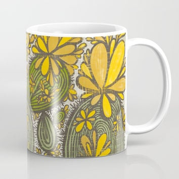Bloom Where You Are Planted (Grow Free Series) Mug by Jen Montgomery