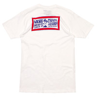 Vans- Thalia St. Shop Mens Tee Shirt