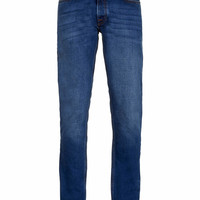 MID WASH MOSS VINTAGE SLIM - New This Week - New In - TOPMAN USA