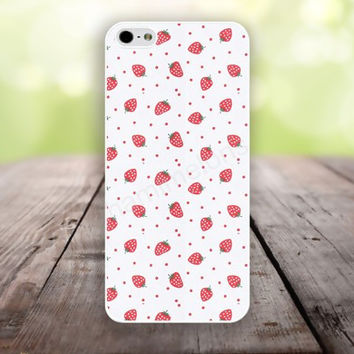 iphone 6 cover,Strawberry colorful iphone 6 plus,Feather IPhone 4,4s case,color IPhone 5s,vivid IPhone 5c,IPhone 5 case Waterproof 744