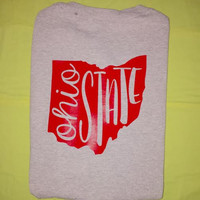 Ohio State Buckeyes Long Sleeve Shirt
