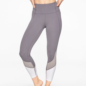 Colorblock Salutation 7/8 Tight | Athleta