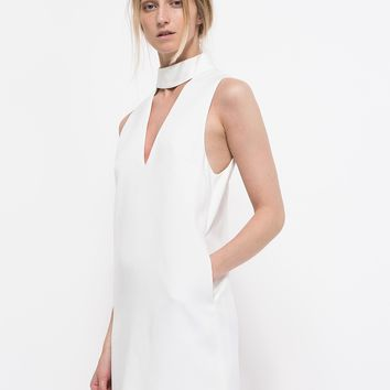 C/MEO COLLECTIVE / Say It Right Dress