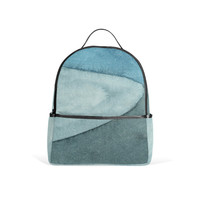 Bay Watercolor Backpack