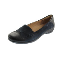 Naturalizer Womens Florenza Leather Stretch Loafers