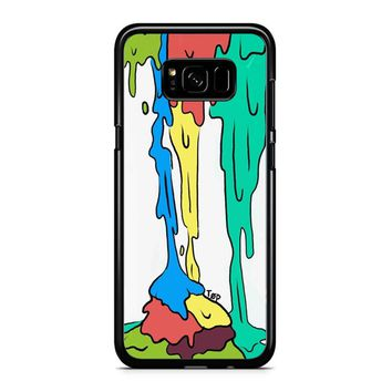 Rainbow Goo Twenty One Pilots Samsung Galaxy S8 Case