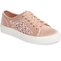 Topshop Cupid Embroidered Sneaker (Women) | Nordstrom