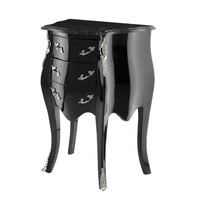 Black Side Table | Eichholtz Montfort