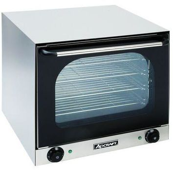 Stainless Steel Countertop Convection Oven Half Size