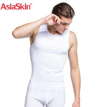 Mens Singlet Underwear Bodysuit Undershirt Men Spandex Camiseta Termica Seamless High Elastic Wide Shoulder Basic Underwear Men