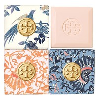 Tory Burch Bath Soap (Set of 4)