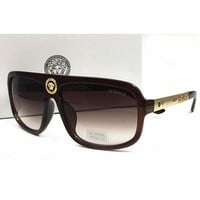 Perfect Versace Women Fashion Summer Sun Shades Eyeglasses Glasses Sunglasses