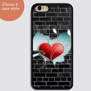 iphone 6 cover,Ancient wall heart iphone 6 plus,Feather IPhone 4,4s case,color IPhone 5s,vivid IPhone 5c,IPhone 5 case Waterproof 534
