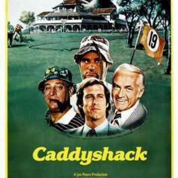 Caddyshack Movie Poster Standup 4inx6in