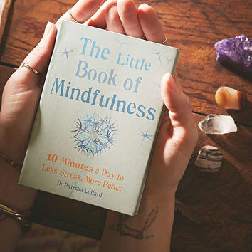 The Little Book Of Mindfulness By Patrizia Collard - Urban Outfitters