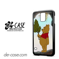 Winnie The Pooh Shock For Samsung Galaxy S5 Case Phone Case Gift Present