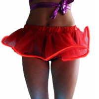 Light Up Tutu- Red