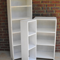 Bookcase Original Handmade Traditional or  Shabby  Shelf  Nursery Office Entry Way