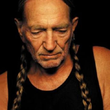 "Willie Nelson Poster 16""x24"""