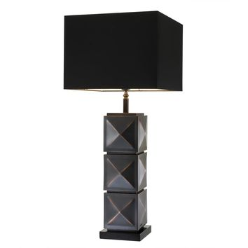 Bronze Table Lamp | Eichholtz Carlo