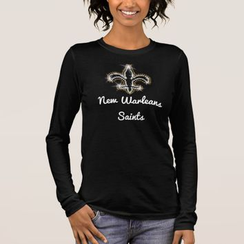 New Warleans Saints Long Sleeve T-Shirt